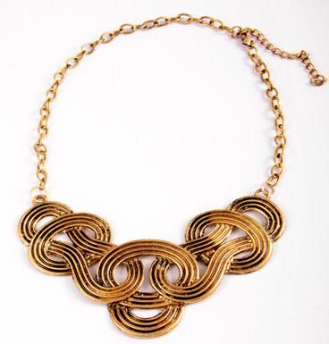 collier Fancy sailors knot