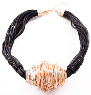 Necklace Wired