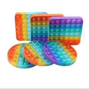 Pop-it fidget toys